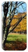 Fall Pasture IPhone Case