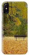 Fall Series 13 IPhone Case