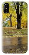 Fall Series 15 IPhone Case