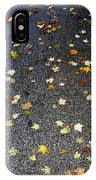 Fall Sparkle IPhone Case