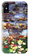 Fall Stairway IPhone Case