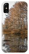 Fall Swamp IPhone Case