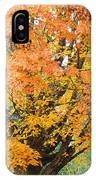 Fall Tree Art Print Autumn Leaves IPhone Case