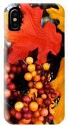 Fall Wreath IPhone Case