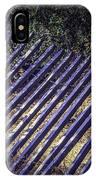 Fallen Fence IPhone Case