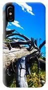 Fallen Rim  IPhone Case