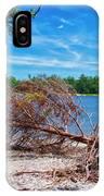 Fallen Tree IPhone Case