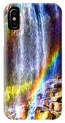 Falling Rainbows IPhone Case