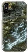 Falls Creek Gorge Trail IPhone Case