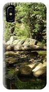 Falls Park IPhone Case