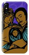 Family Is A Sanctuary IPhone Case