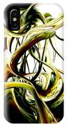 Fanciful Abstract IPhone Case