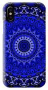 Fancy Cartoon Blues IPhone Case