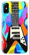 Fancy Guitars IPhone Case