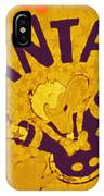 Fanta Old School Pop Art Pur IPhone Case