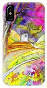 Fantaquarelle 04 IPhone Case