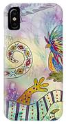 Fantasia Fantasy IPhone Case