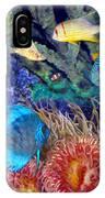 Fantasy Acquarium II IPhone Case