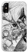 Fantasy Drawing 1 IPhone Case