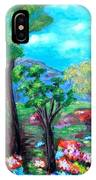 Fantasy Forest IPhone Case