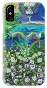 Fantasy Fountain IPhone Case
