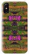 Fantasy Garden Eight IPhone Case