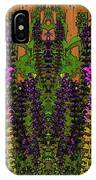 Fantasy Garden Two IPhone Case