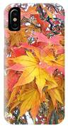 Fantasy Of Fall IPhone Case