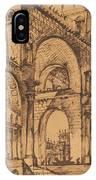 Fantasy On A Magnificent Triumphal Artch IPhone Case