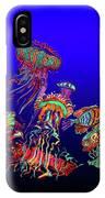 Fantasy Sea Life1 IPhone X Case