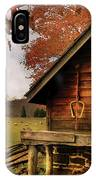 Farm - Barn - Shed Out Back IPhone Case
