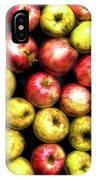 Farm Apples IPhone Case