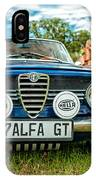 Farm Car - Alpha Gt IPhone Case