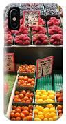 Farm Fresh IPhone Case