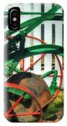 Farm Junk No8 IPhone Case