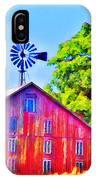 Farm Near Gettysburg IPhone Case