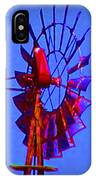 Farm Windmill IPhone Case