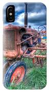 Farmall Red IPhone Case