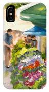 Farmer's Market IPhone Case