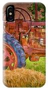 Farming In Hanksville Utah IPhone Case
