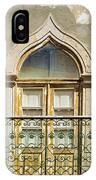 Faro Balcony IPhone Case