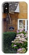 Farthing Cottage IPhone Case