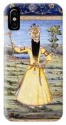 Fath-ali-shah-qajar IPhone Case