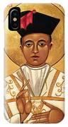 Father Augustus Tolton IPhone Case