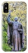 Father Marquette IPhone Case