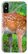 Fawn 5 IPhone Case