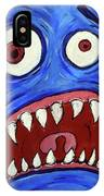 Fear-potentiated Startle IPhone Case