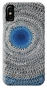 Feathered Portal Original Painting IPhone Case