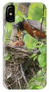 Feeding Time IPhone Case