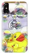 Feelin Ducky IPhone Case